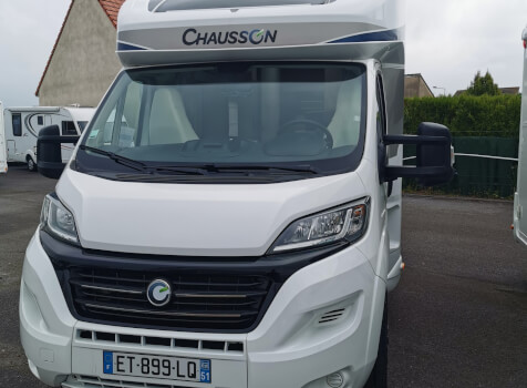 camping-car CHAUSSON 718 XLB SPECIAL EDITION