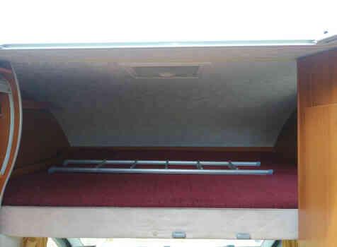 camping-car MC LOUIS STEEL 526 G  intérieur / autre couchage
