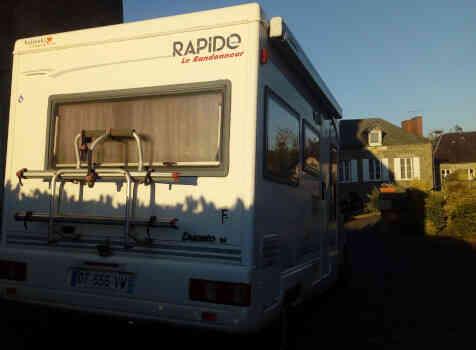 camping-car RAPIDO LE RANDONNEUR