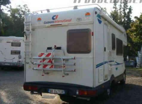 camping-car C.I RIVIERA