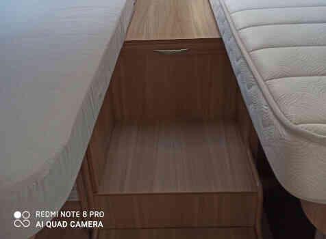 camping-car ADRIA MATRIX AXESS M 680 SL  intérieur / autre couchage