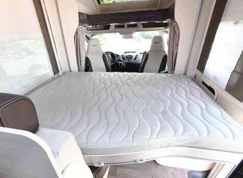 camping-car CHALLENGER GENESIS 396  intérieur / autre couchage
