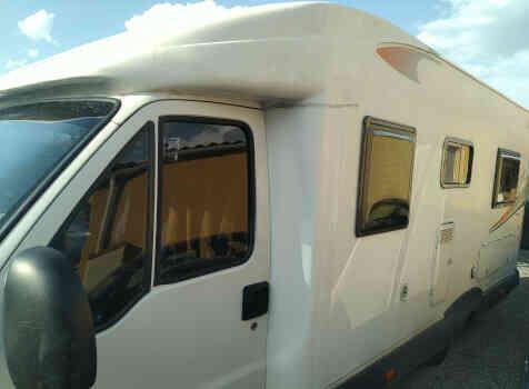 camping-car JOINT  extérieur / latéral droit