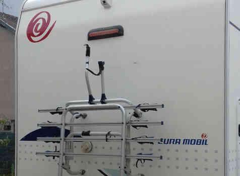 camping-car EURAMOBIL S 695 VB  intérieur / coin salon