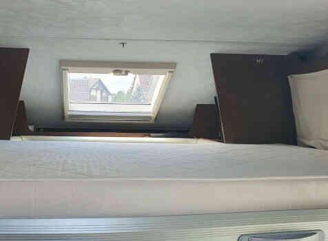 camping-car CI X-TIL  intérieur / autre couchage