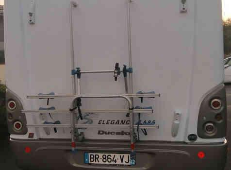camping-car BURSTNER I 685 ELEGANCE