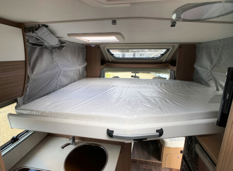 camping-car CARADO T 339