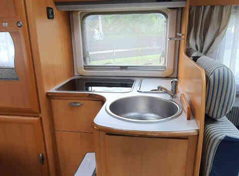 camping-car HYMER BC 655