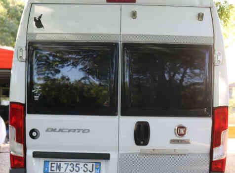 camping-car PILOTE V 600