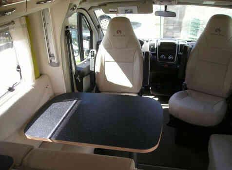 camping-car BAVARIA T 746 CLASS