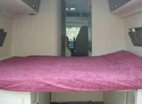 camping-car CHALLENGER VANY