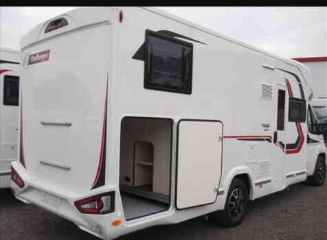 camping-car CHALLENGER MAGEO 367 GA Premium