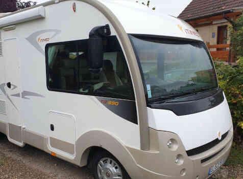 camping-car ITINEO TB 690