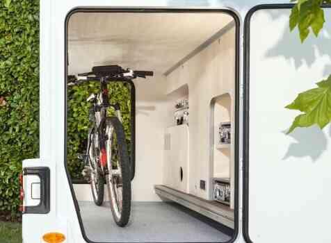 camping-car CHALLENGER MAGEO 367 GA Premium   intérieur / coin salon