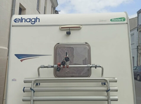 camping-car ELNAGH CLIPPER 50