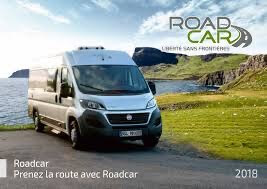camping-car POSSL ROAD CAR R 540