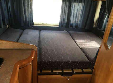 camping-car BENIMAR 6000 ST
