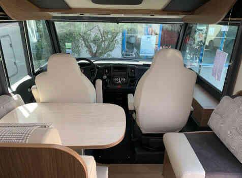 camping-car ITINEO MB 700