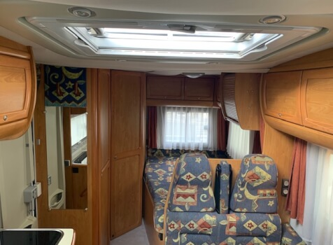 camping-car CHAUSSON ALLEGRO 62