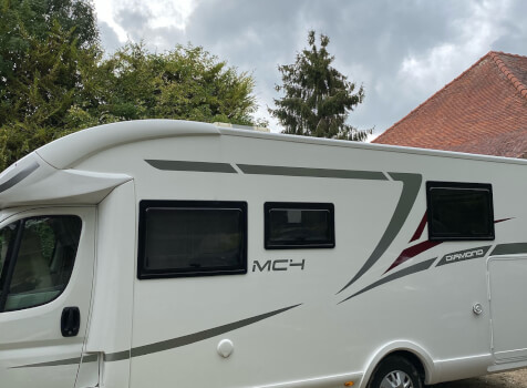 camping-car  MC LOUIS MC4