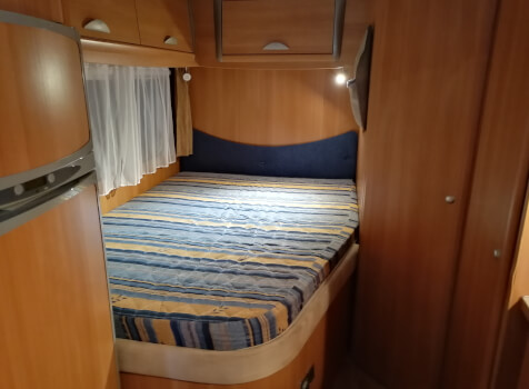 camping-car CHALLENGER  GENESIS  intérieur / autre couchage