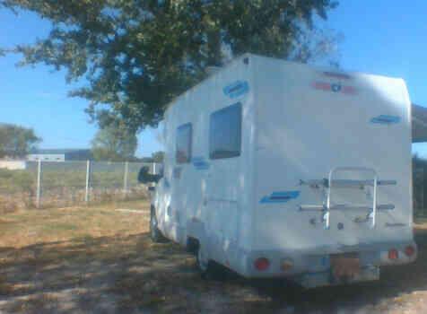 camping-car TRIGANO ELLIOT  extérieur