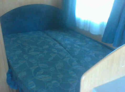 camping-car TRIGANO ELLIOT  intérieur