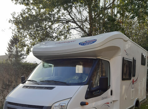 camping-car CHALLENGER GENESIS