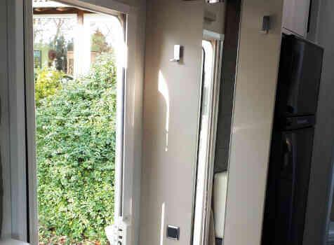 camping-car CHALLENGER G 290  intérieur / soute