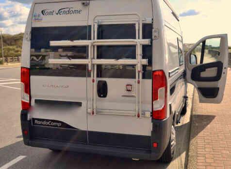 camping-car FONT VENDOME RANDO CAMP  extérieur / arrière