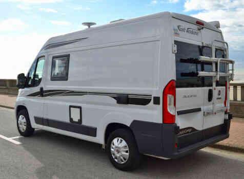 camping-car FONT VENDOME RANDO CAMP  extérieur / latéral droit