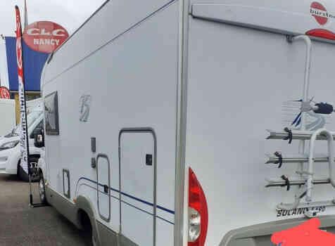 camping-car BURSTNER SOLANO T 690