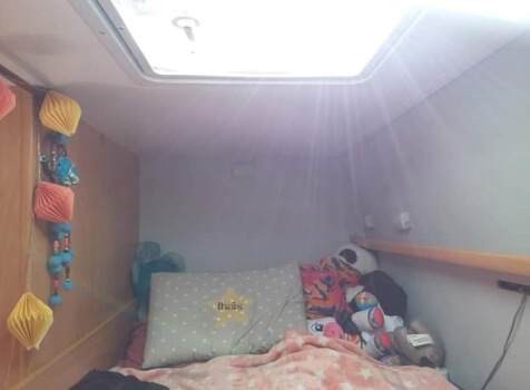 camping-car CHAUSSON WELCOME 17  intérieur