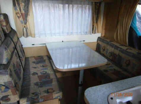camping-car BURSTNER T 603