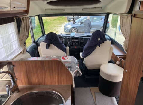 camping-car ITINEO  MJB 740  extérieur