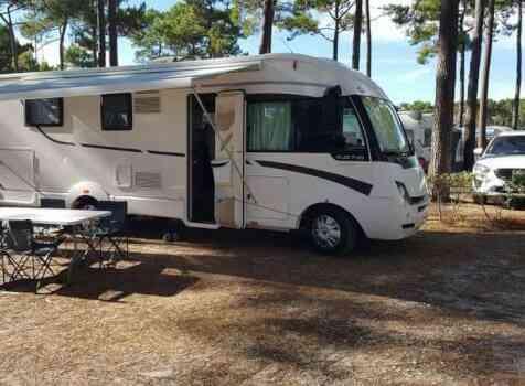 camping-car ITINEO  MJB 740