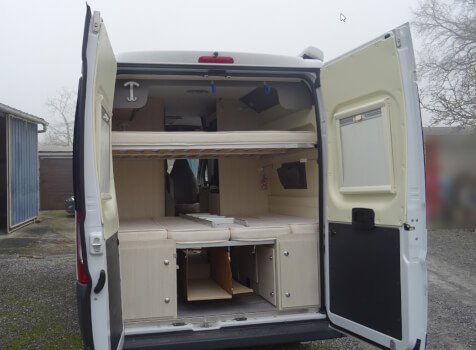camping-car  CHAUSSON TWIST V 594 START MAX