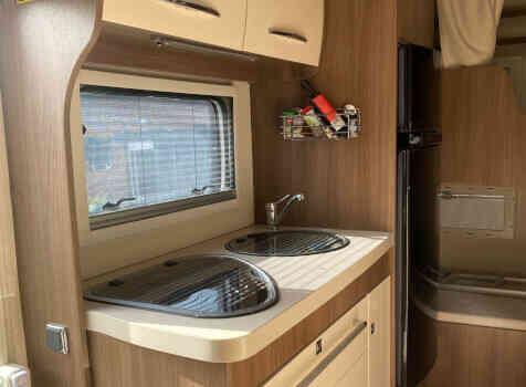 camping-car CHALLENGER GENESIS C 276