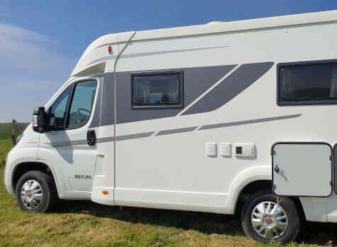 camping-car RAPIDO C56  extérieur