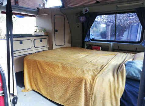 camping-car FORD TRANSIT
