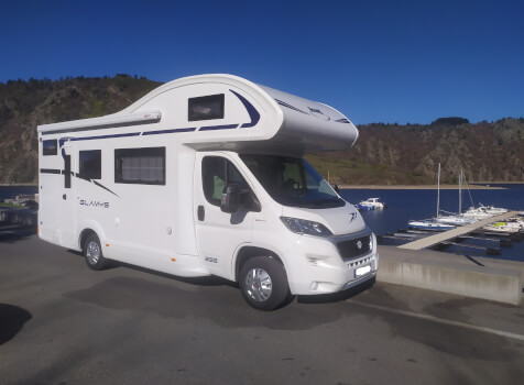 camping-car MC LOUIS GLAMYS 222  extérieur