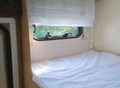 camping-car MC LOUIS GLAMYS 222  intérieur