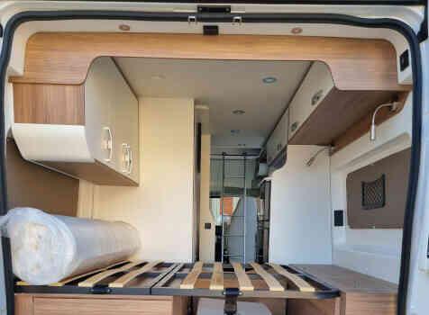 camping-car PILOTE 600 G  intérieur / autre couchage
