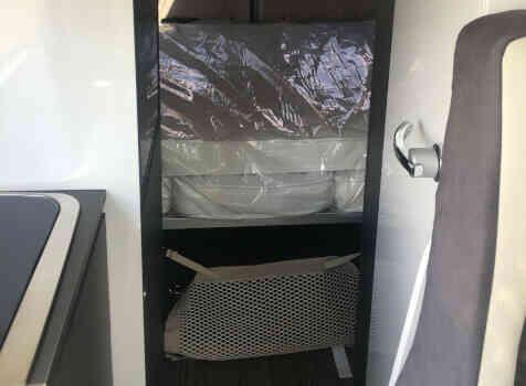 camping-car MC LOUIS MENFYS 3 MAXI S-LINE BVA  extérieur / arrière