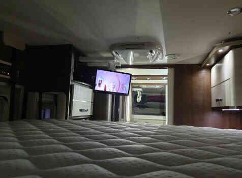 camping-car MC LOUIS MC4 80  intérieur / autre couchage