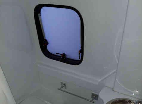 camping-car RIMOR  intérieur /