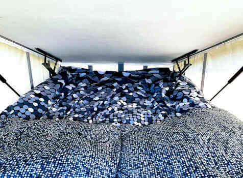 camping-car VOLKSWAGEN T6  intérieur / autre couchage
