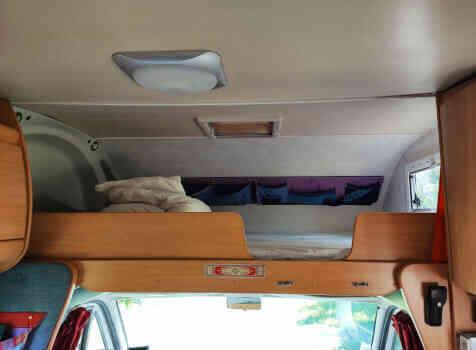 camping-car CHALLENGER   intérieur / autre couchage
