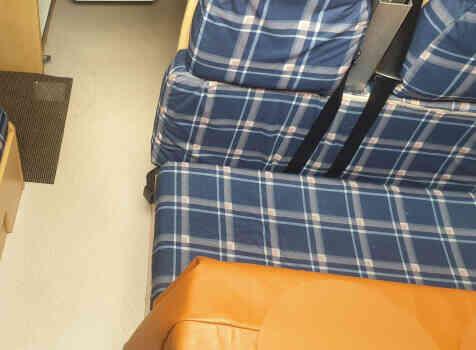camping-car AUTOSTAR AMICAL  intérieur / autre couchage