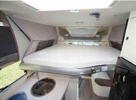 camping-car CHALLENGER 358 VIP  intérieur / autre couchage